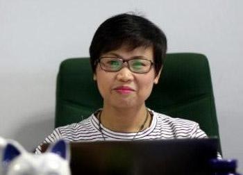 Bà Đoàn Thuý Hà