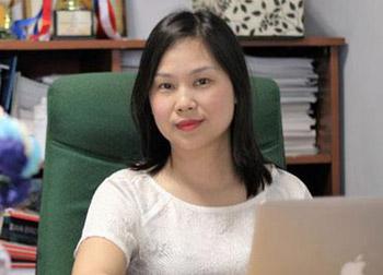 Bà Nguyễn Thị Thu Giang